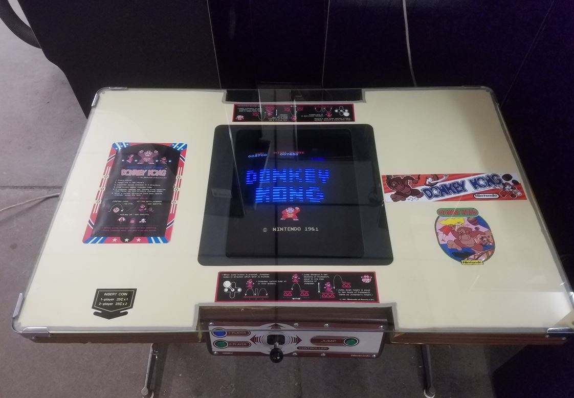 Donkey Kong Table Top